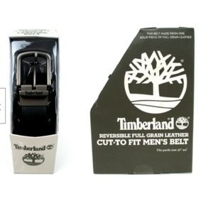 Timberland Accessories - Timberland Men's Reversible Leather Belt, One Size